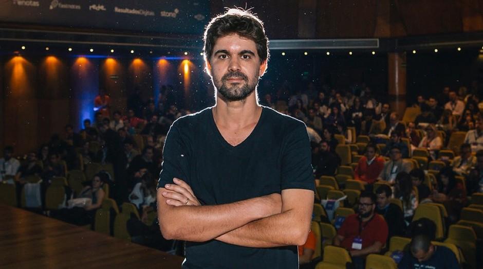 Diego Gomes, fundador da Rock Content, SaaS de marketing que deve faturar R$ 50 milhões neste ano (Foto: Divulgação)