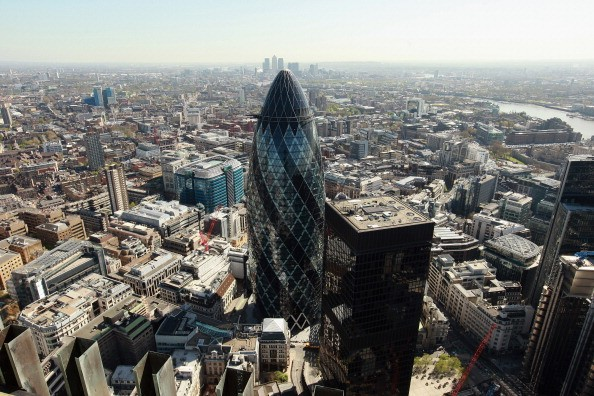The Gherkin (Foto: Getty Images)