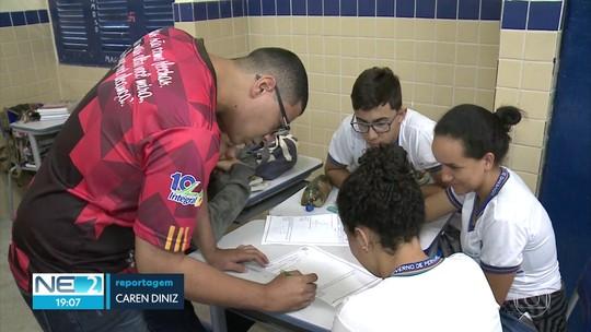 Escolas do interior do estado se destacam e conseguem melhores notas no Idepe