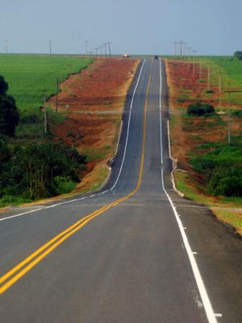 Gestão de rodovias passará para a iniciativa privada (Foto: Edson Rodrigues / Secom-MT)
