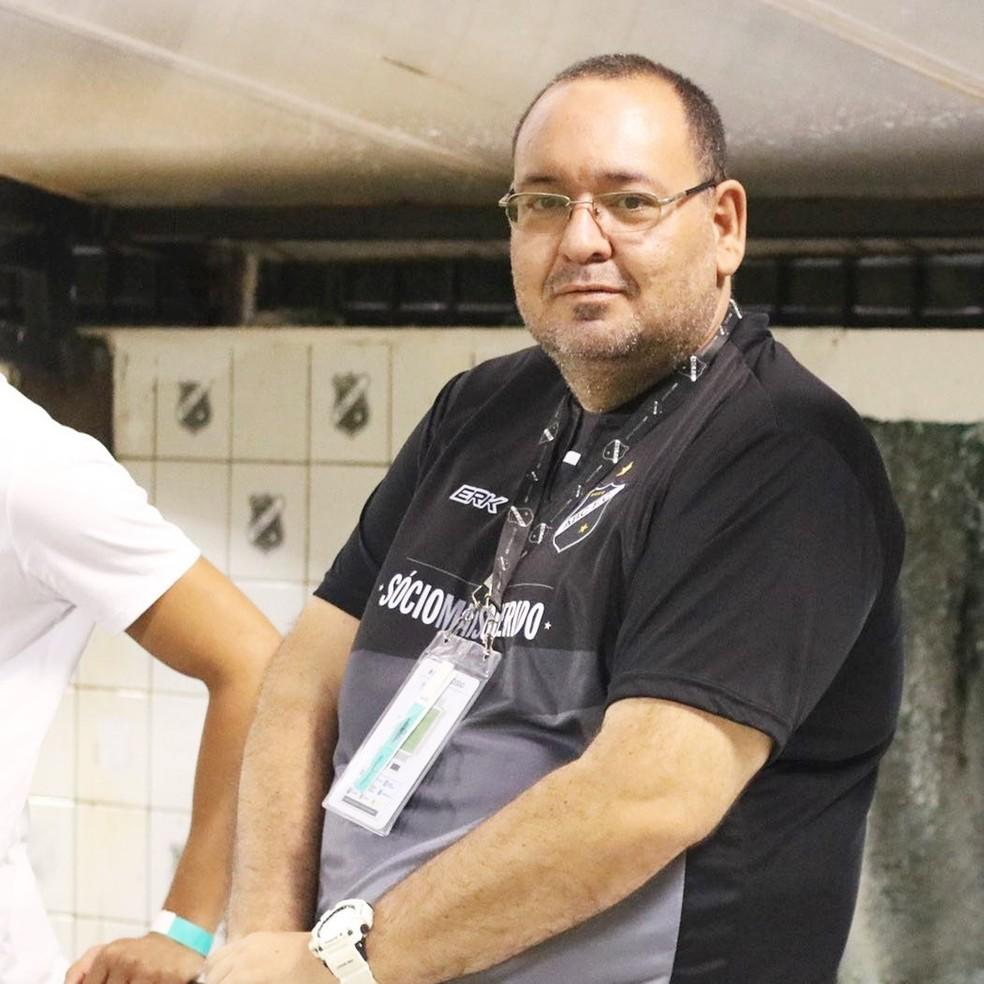 Leonardo Antônio Medeiros Queiroz tinha 42 anos — Foto: Andrei Torres
