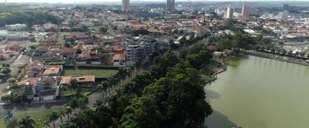 Pesquisa do Instituto Sou da Paz aponta Matão como cidade mais segura do estado de SP — Foto: Reprodução EPTV