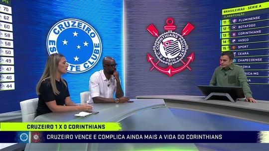 Ana Thaís Matos diz que ano ruim do Corinthians é resultado de más decisões da diretoria