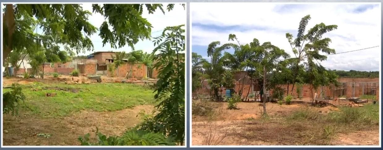 Idosa de 67 anos é ameaçada por homem que diz ser dono de terreno dela e polícia investiga grilagem na Bahia