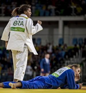 Rafaela Silva judô (Foto: Marcio Rodrigues/MPIX/CBJ)