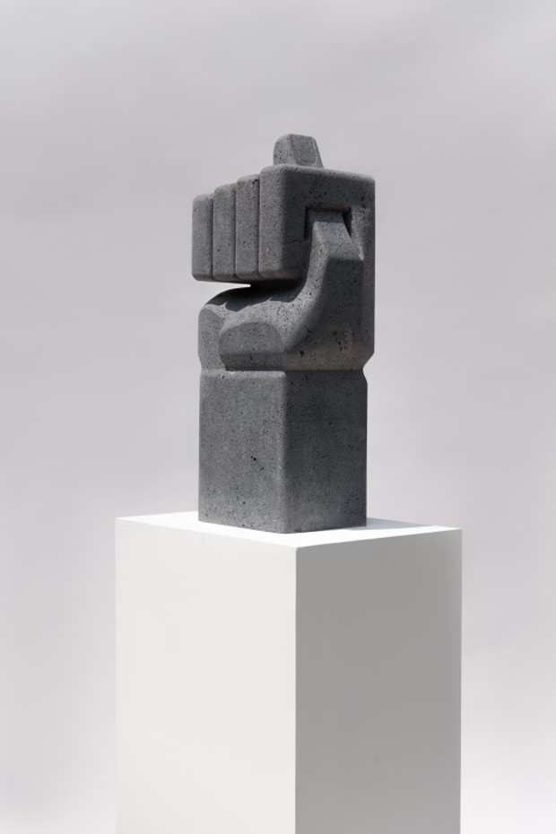 Escultura do mexicano Pedro Reyes (Foto: Divulgação)
