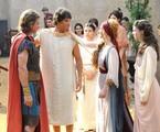 Cena de Milagres de Jesus, série bíblica da Record | Munir Chatack/Record