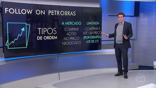 Ações da Petrobras: saiba mais sobre o follow on