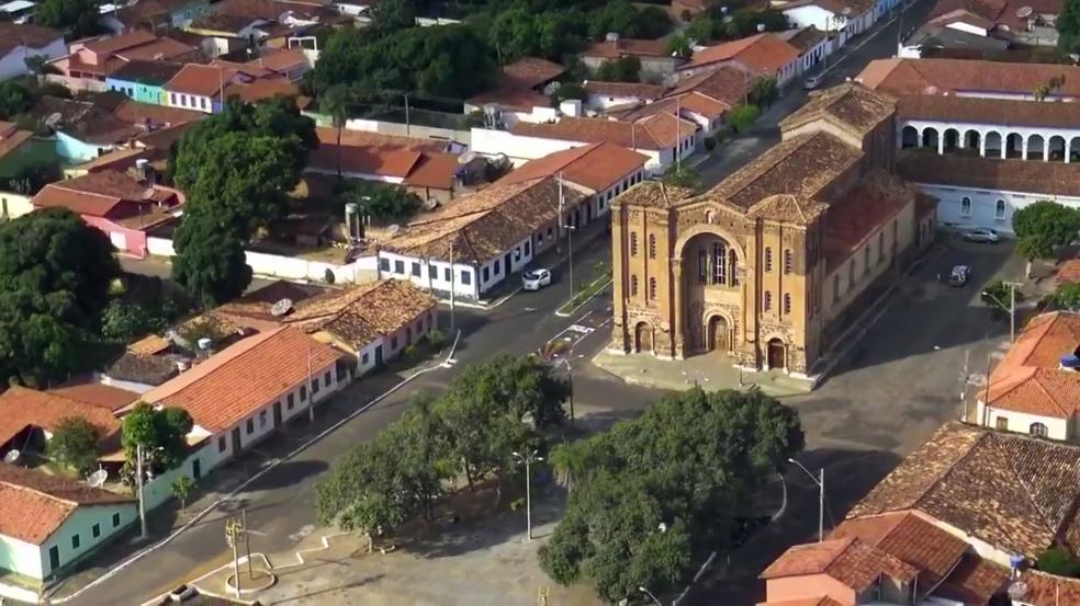 Porto Nacional teve cinco assassinatos em uma semana (Foto: Reprodução/G1)