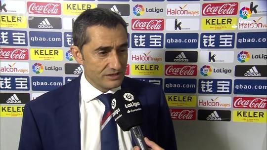 Equilíbrio tático e renovação: veja os desafios de Valverde no Barcelona