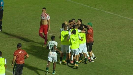 Veja o gol do Rio Branco e os pênaltis que garantiram o Manaus nas quartas da Série D