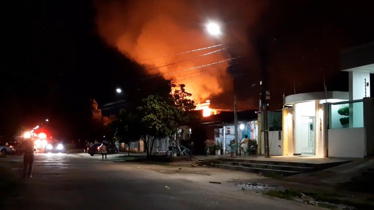 Morre idoso com deficiência resgatado de casa incendiada no Centro de Macapá