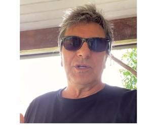 Evandro Mesquita revelou à Rádio Bandeirantes que testou positivo para o Covid-19 em março: 'Fiquei apavorado' | Reprodução
