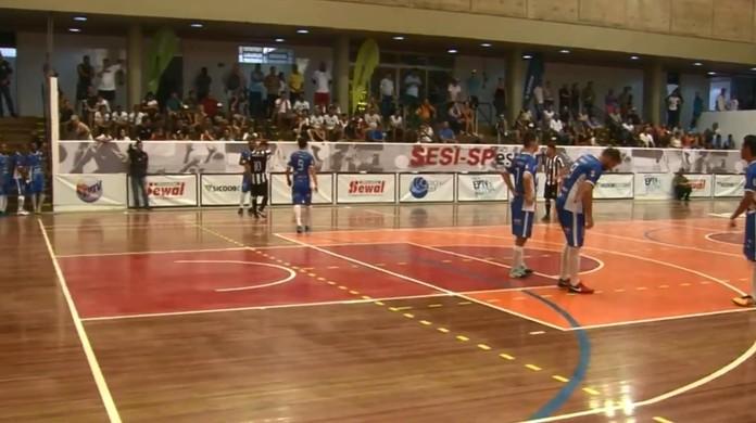 3a673ad720 Confira a última rodada da primeira fase da Taça EPTV de futsal Ribeirão  Preto