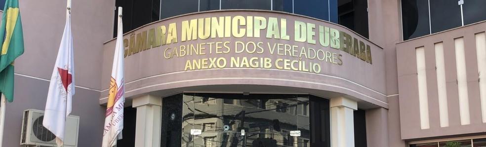 Câmara de Uberaba renova aluguel do prédio que abriga gabinetes dos vereadores