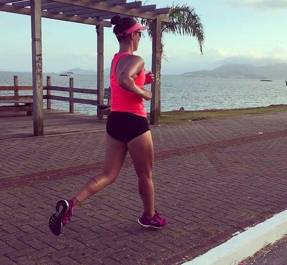 Instagram conta casos de corredoras que sofreram assédio (Foto: Reprodução/Instagram)
