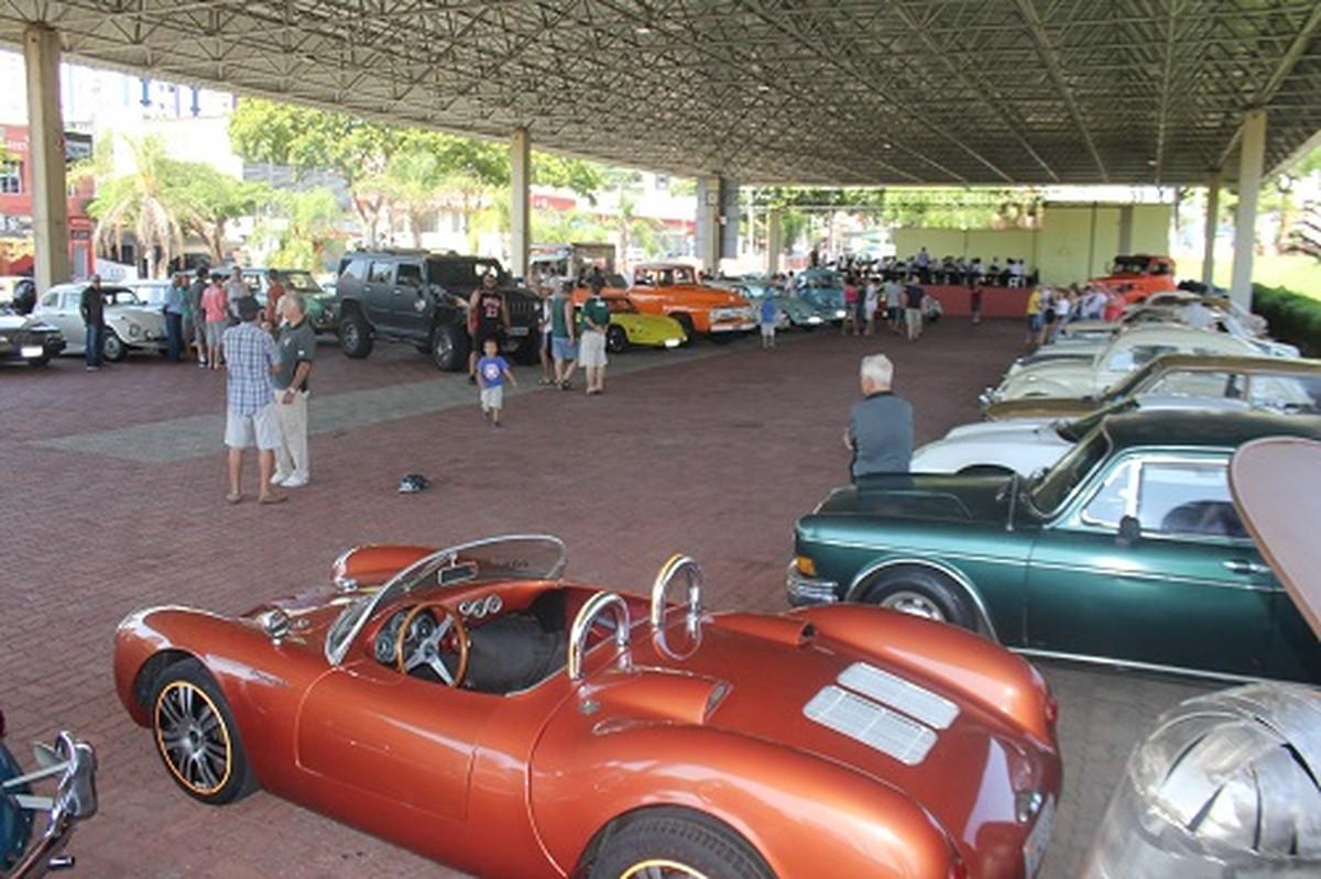 Valinhos e Campinas têm exposições gratuitas de veículos antigos neste domingo