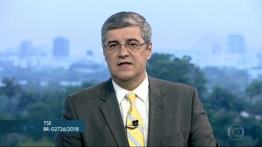 Pesquisa Ibope para Senado no RJ:  Cesar Maia, 27%; Flávio Bolsonaro, 26%; Lindbergh, 22%