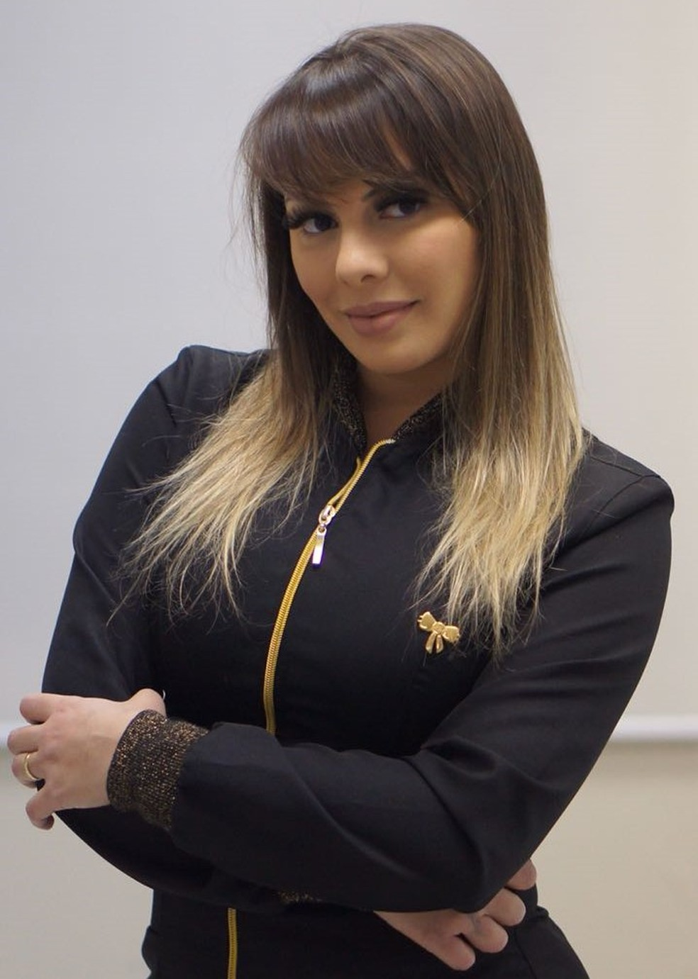"""A empresária Thaiane Lopes: """"É interessante oferecer também diferenciais""""  (Foto: Arquivo Pessoal)"""