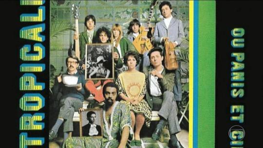 """Álbum """"Tropicália ou Pão e Circo"""" é tema da coluna de Nelson Motta"""