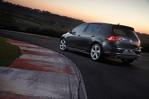 Volkswagen Golf GTi (Photo: Fabio Aro / Auto Sport)