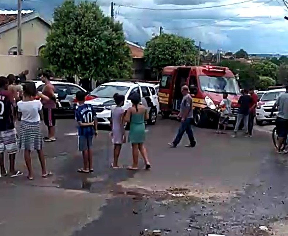 Suspeito foi morto em confronto com a Polícia Militar em Bauru  — Foto: Arquivo pessoal