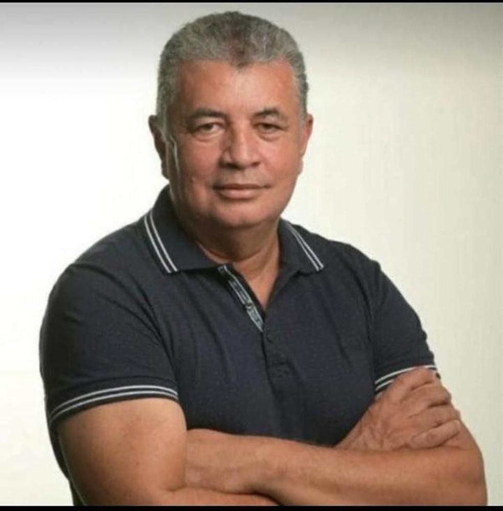 Motorista de aplicativo foi encontrado morto em Guarapari — Foto: Reprodução/TV Gazeta