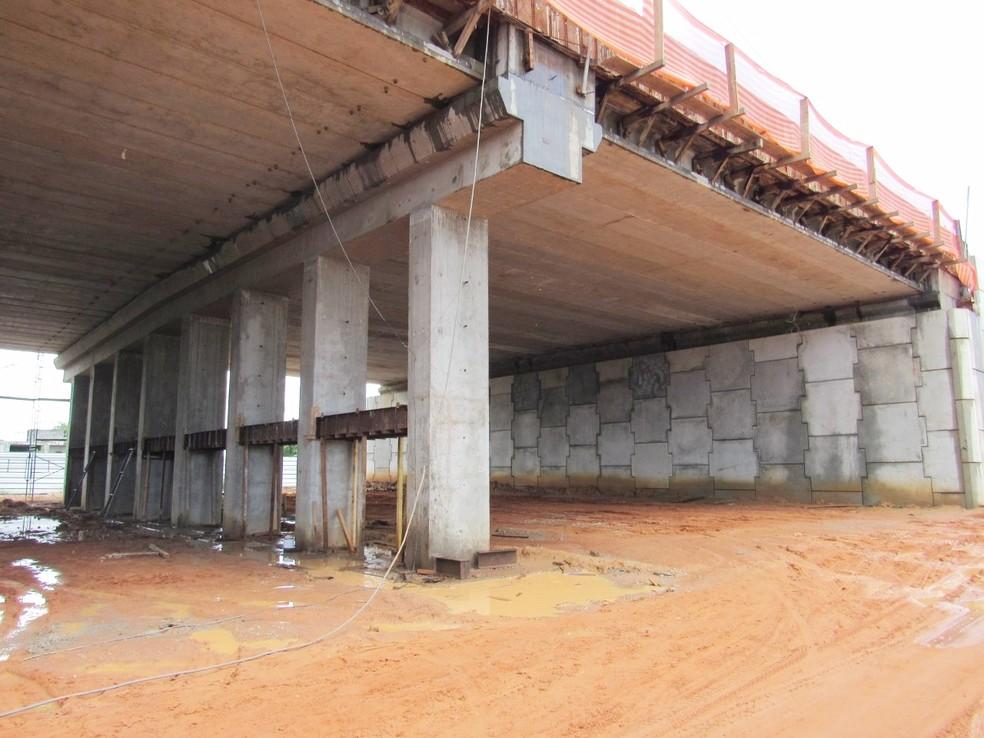 Conclusão de viadutos está garantida, segundo Dnit (Arquivo) — Foto: Dnit/Divulgação
