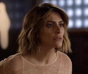 Cleo é Betina em 'O tempo não para'   TV Globo