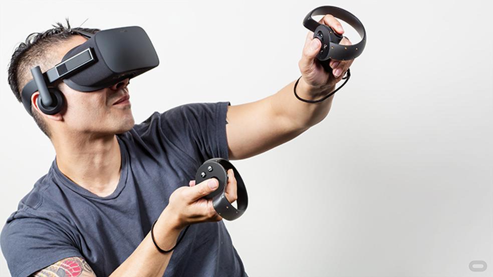 96fb54ae0 ... Oculus Rift é um dos headsets de realidade virtual mais badalado —  Foto: Divulgação/