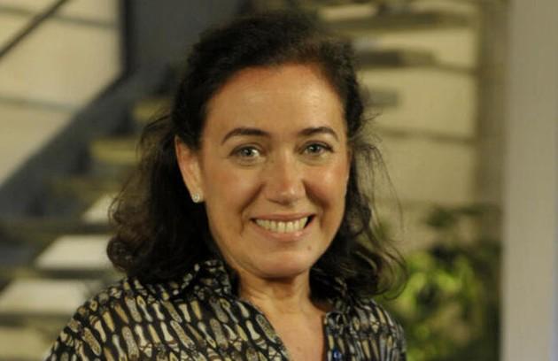 Na quarta (9), Griselda (Lilia Cabral) vai aceitar se casar com Guaracy (Paulo Rocha) (Foto: Reprodução)