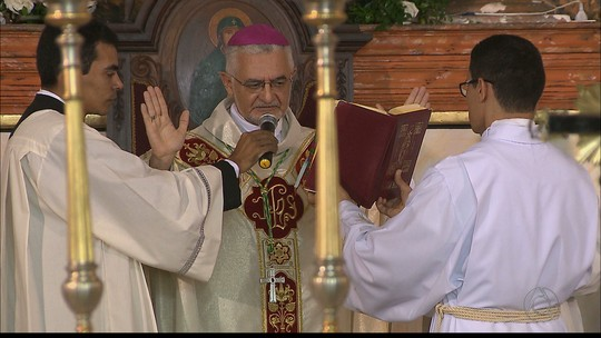 Dom Aldo e Dom José Maria Pires participam da posse de Dom Delson, novo arcebispo da PB