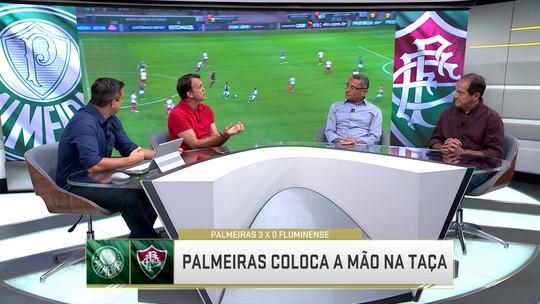 Vídeo: Para Pet, PC e Muricy, apenas uma tragédia tira o título do Palmeiras