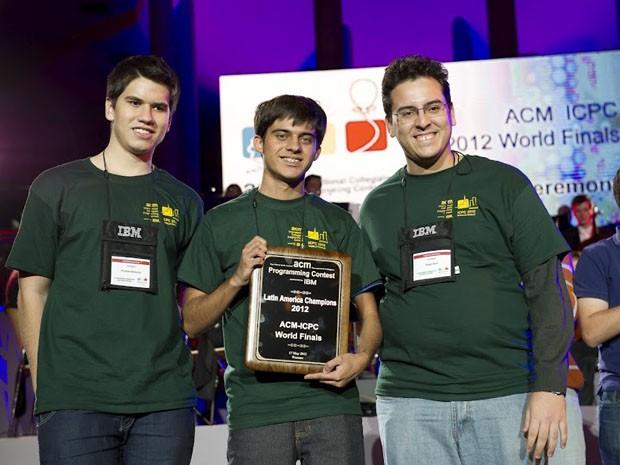 Felipe Abella Cavalcante, Phyllipe Cesar Ramos e Diogo Silva (Foto: Divulgação/David Hill)