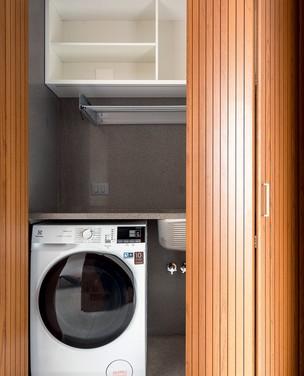 Como ter uma lavanderia organizada