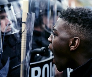 Cena do documentário 'Eu não sou seu negro' | Reprodução