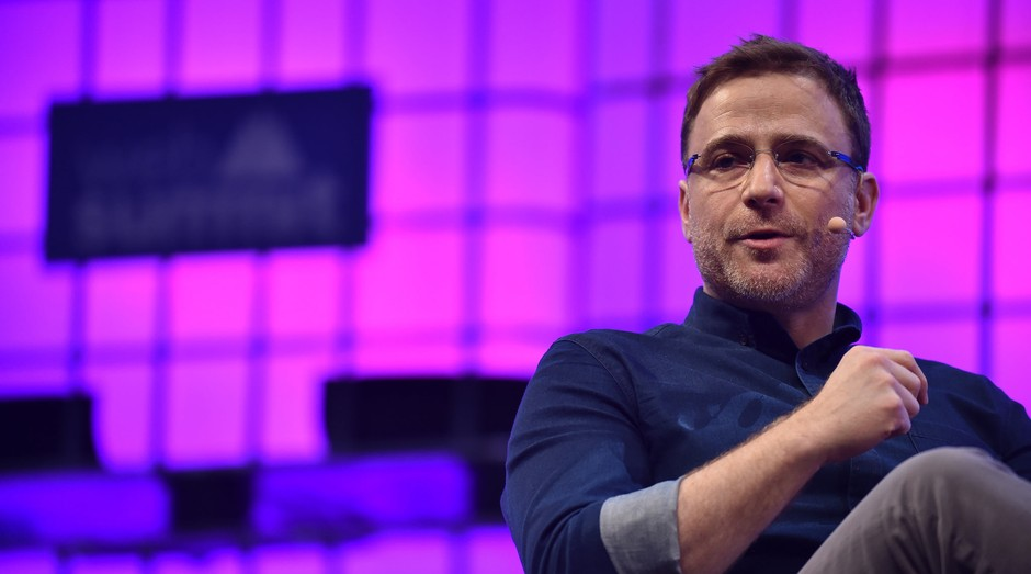 Stewart Butterfield (Foto:  David Fitzgerald/Web Summit via Sportsfile/ flickr)