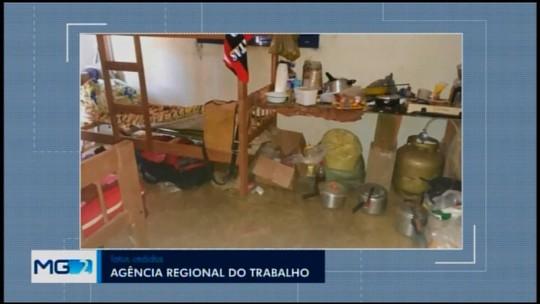 Trabalhadores resgatados em condições de trabalho análogas à de escravo no Alto Paranaíba recebem rescisão contratual