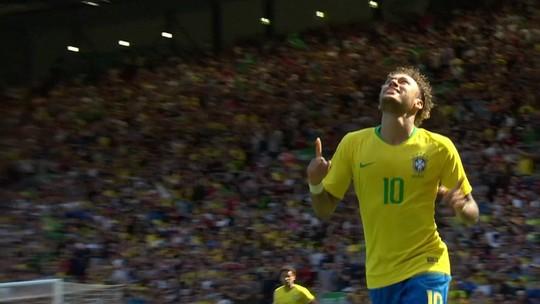 """Amigo conta que Neymar queria se tratar por """"24 horas"""" durante recuperação"""