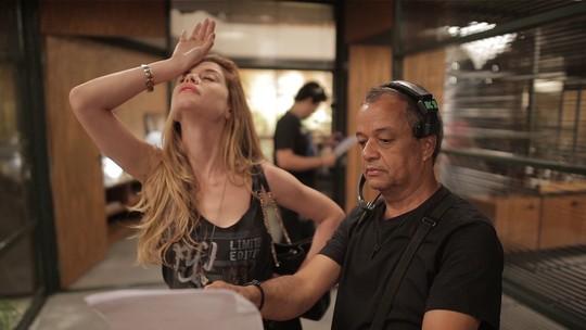 Quer saber o que rola no estúdio de 'Rock Story'? Confira em um vídeo divertidíssimo!