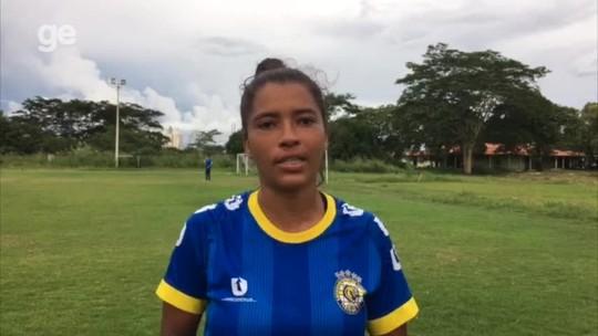 Tiradentes-PI tenta acesso à elite do futebol feminino pela 3ª vez, e quarteto revela ansiedade