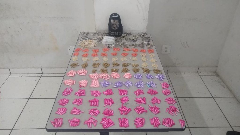 GCM prende dois traficantes de drogas no Jardim Simus em Sorocaba