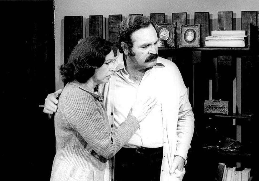 Sônia Guedes atuou em 'Malu Mulher'. O seriado foi exibido de 1979 a 1980 — Foto: Acervo TV Globo