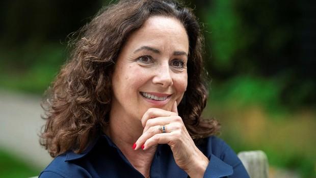 A primeira prefeita de Amsterdã, Femke Halsema (Foto: Piroschka Van de Wouw/Reuters/Direitos Reservados)