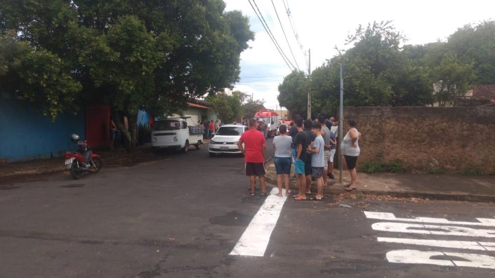 Criança morre atropelada ao atravessar rua sozinha em Uberaba
