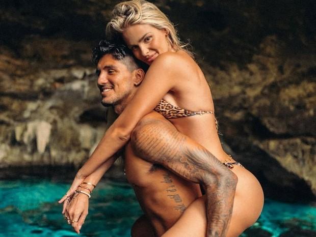 Yasmin Brunet revela apelido de casal com Gabriel Medina (Foto: Reprodução / Instagram)