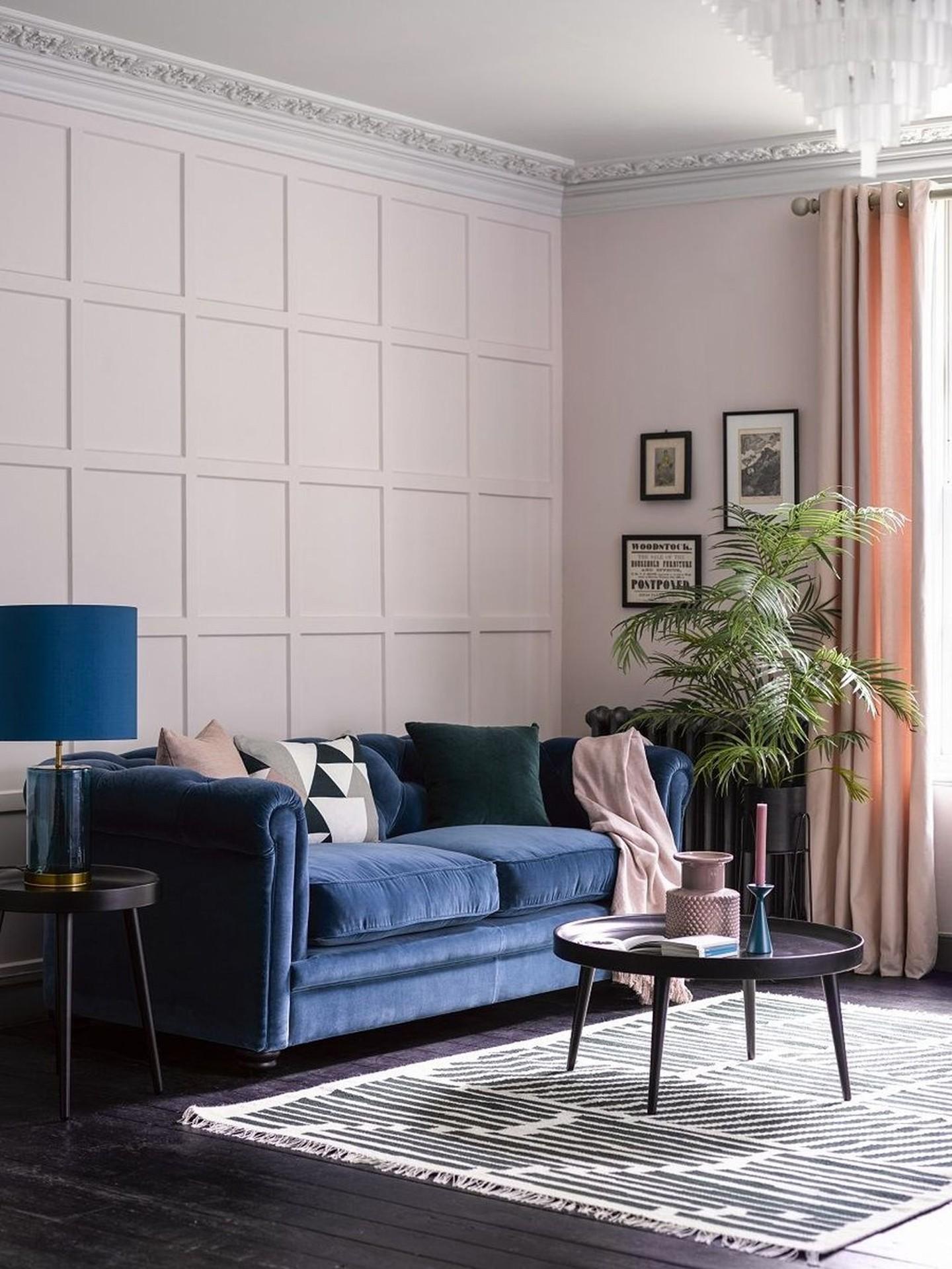 Resultado de imagem para Classic Blue: 5 jeitos de decorar a casa usando a cor de 2020 da Pantone