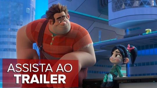 'Wifi Ralf' e 'Eu Sou Mais Eu' estão na programação dos cinemas em Sergipe