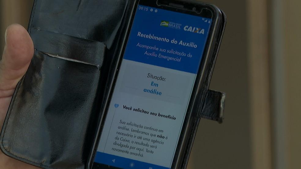 Mais de 700 servidores públicos são notificados por receber auxílio emergencial de R$ 600 de forma irregular em MT — Foto: Carlos Trinca/EPTV