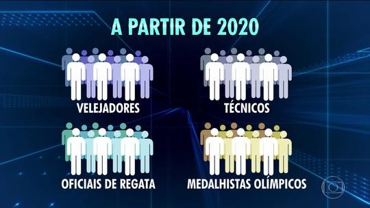 CBVela altera estatuto para dar poder de voto a atletas pela primeira vez